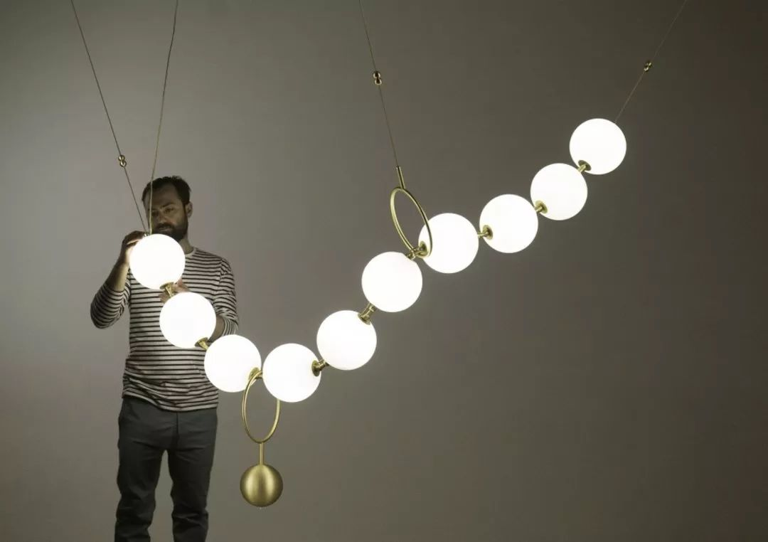 Larose Guyon,High-end Design Brand Larose Guyon Releases New Product: a Fusion of Jewelry and Lighting Design