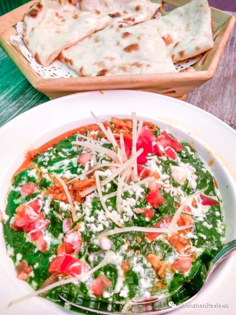 Palak Paneer by Bollywood in Nanshan, Shenzhen